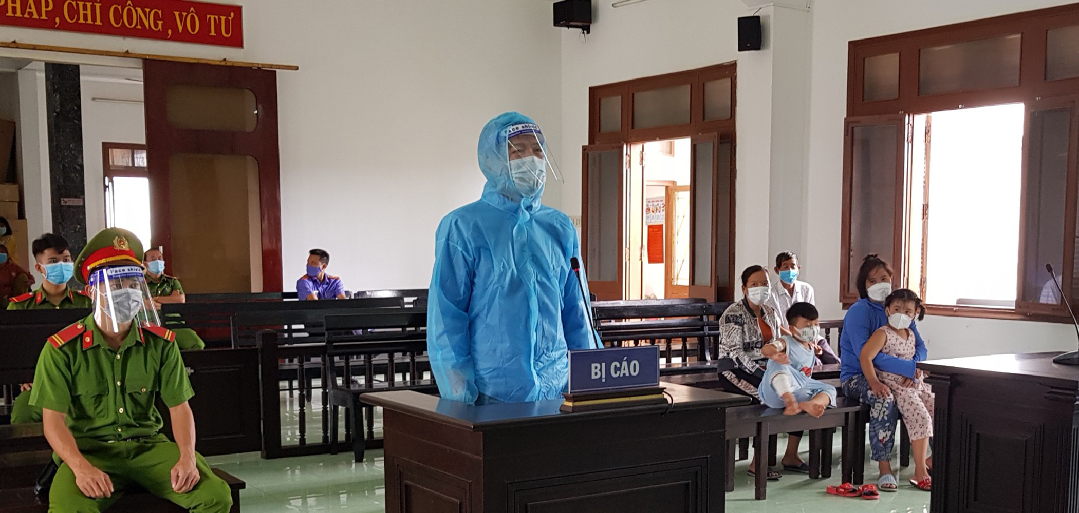 Vietnamese man imprisoned for 25 years for causing house fire that injured four people