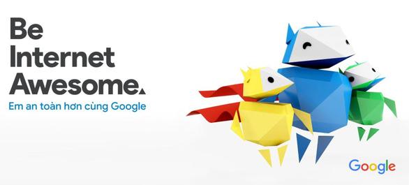 Google program teaches Vietnamese children Internet safety, digital citizenship