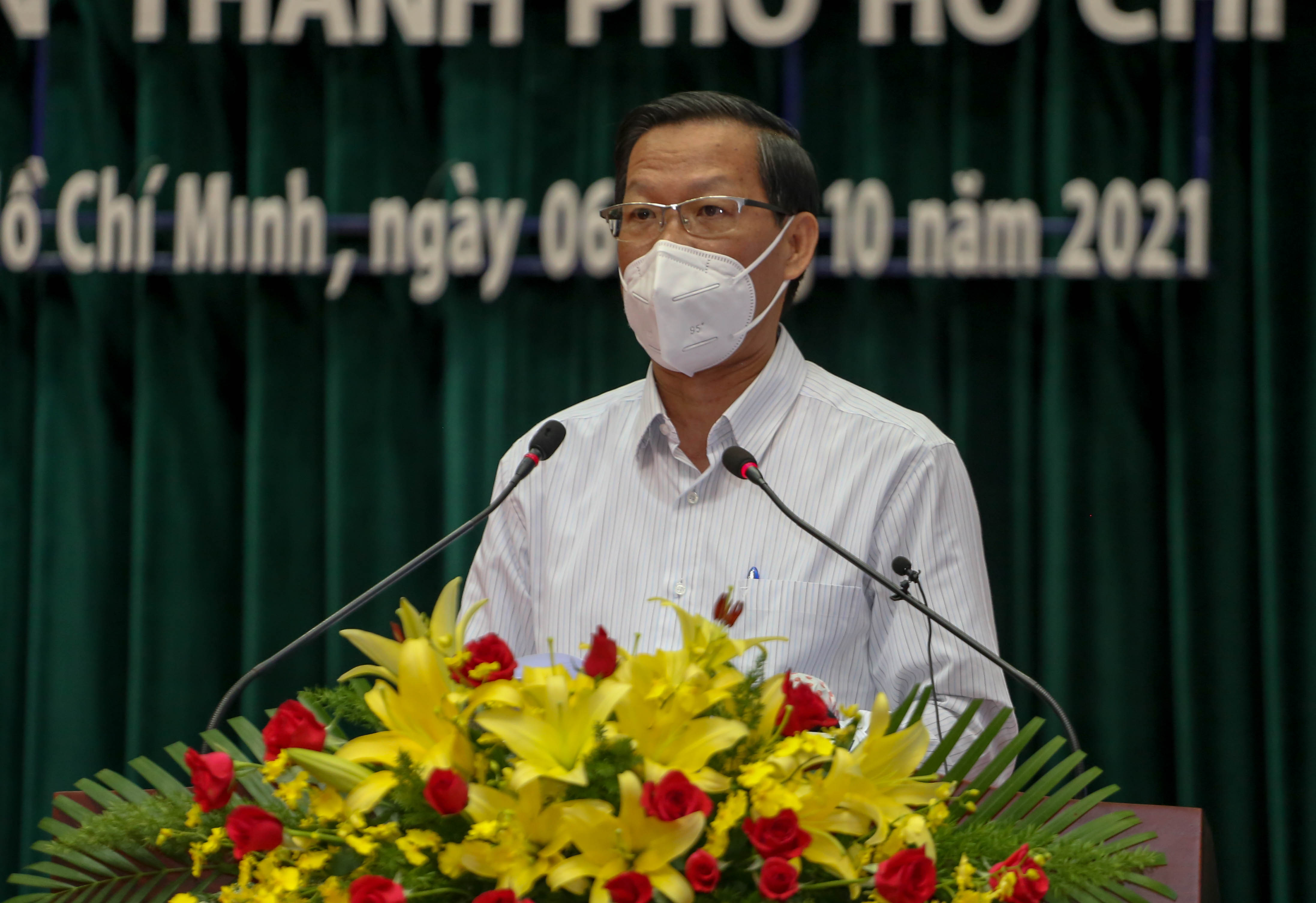 Ho Chi Minh City may not return to 'new normal' by November: chairman