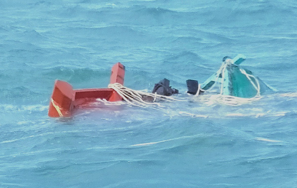 7 fishermen rescued off southern Vietnamese province